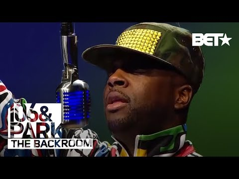 Wyclef Jean BET's The Backroom Freestyle!