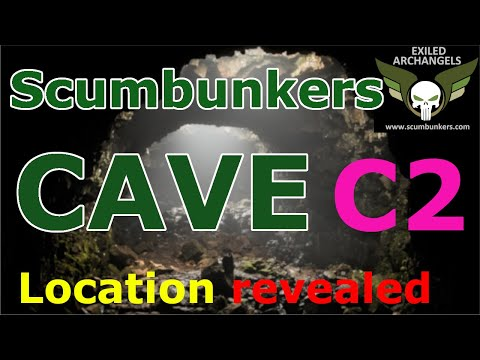 SCUM BUNKERS - Special - CAVE - C2 (2 of 4) - found