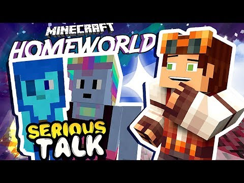 SERIOUS TALK • Homeworld: Steven Universe Let's Play in Minecraft! [#12]