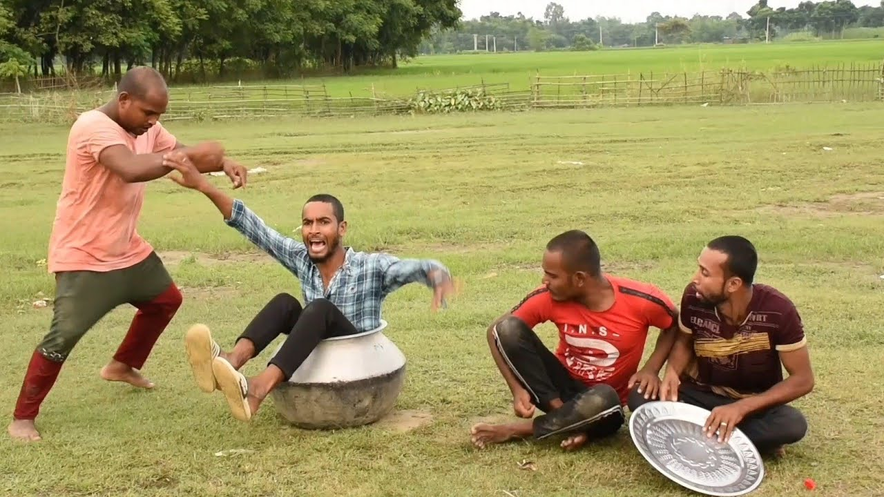 must watch new funny comedy video funniest amazing comedy video Maha funny