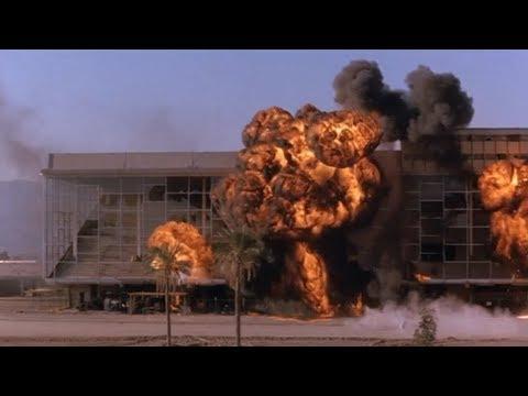Phoenix Trotting Park explosion
