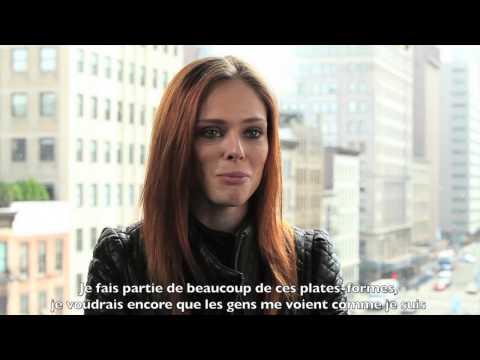Coco Rocha pour FLOW 2013