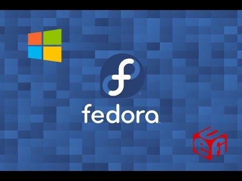 Install Fedora 20 in UEFI Mode (Dual Boot Windows 7/8/10)