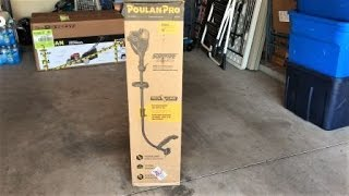 Poulan Pro Gas Powered Trimmer