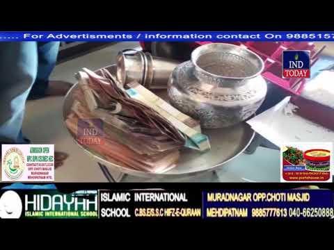 Hyderabad Khabarnama 19-05-2018 | indtoday | Hyderabad News | Urdu News | हैदराबाद न्यूज़ watch at
