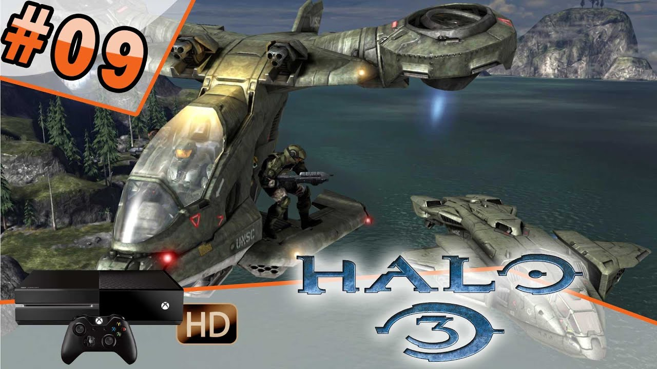 halo 3 let 39 s play l gendaire pisode 09 xone hornet 1 covenant 0 youtube. Black Bedroom Furniture Sets. Home Design Ideas