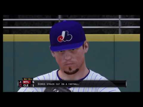 Mlb the show Montreal Expos