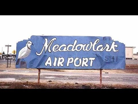 Hidden History Of Huntington Beach #8 - The Remains Of Meadowlark Airport