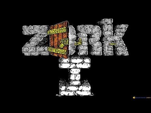 Zork - The Great Underground Empire gameplay (PC Game, 1982) thumbnail