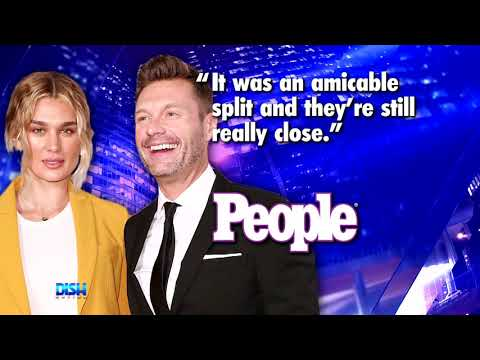 RYAN SEACREST WAS REPORTEDLY NOT READY TO MARRY EX-GIRLFRIEND, SHAYNA TAYLOR