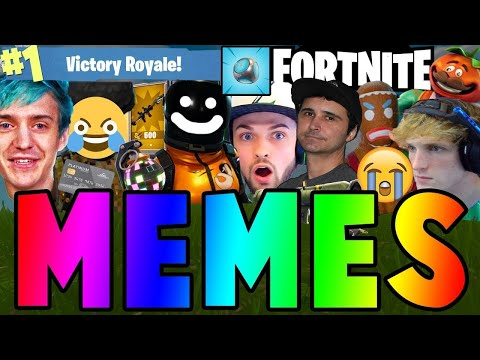 BEST FORTNITE MEMES COMPILATION V5