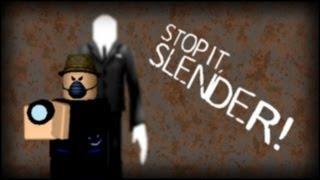 ROBLOX: Stop it, Slender! [1080p]