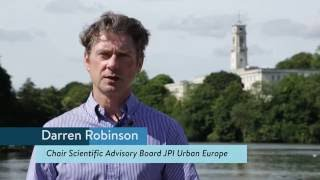 JPI Urban Europe - Let's Connect thumbnail