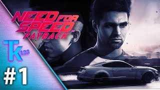 Need for Speed: Payback (XBOX ONE) - Parte 1 - Español (1080p60fps)