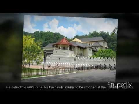 Victor Corea - A National Hero from Chilaw, Sri Lanka
