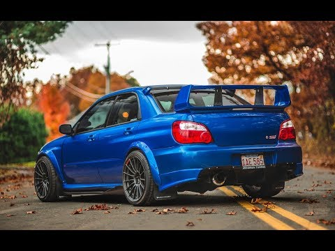 Need For Speed - Most Wanted - Subaru WRX Impreza - Import Tuner