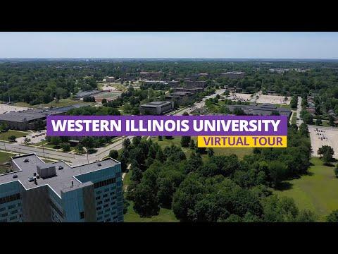 Western Illinois University Virtual Tour