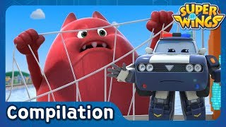 [Superwings s3 full episodes] EP01~EP10