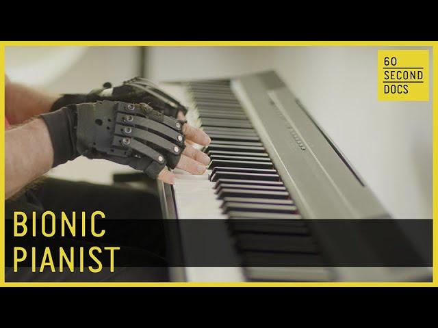 The Magic Gloves of Bionic Pianist João Carlos Martins