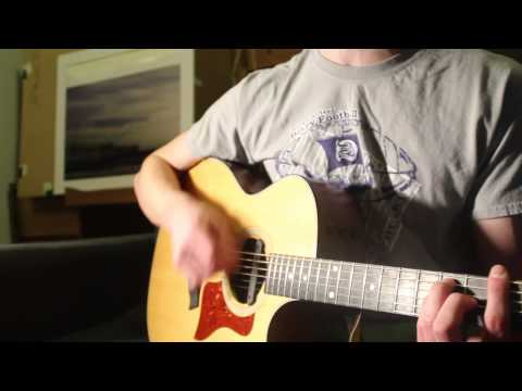 """""""All Along the Watchtower"""" - Bob Dylan - Thomas Orr Cover"""