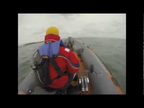 Crewing Marine Rescue 7