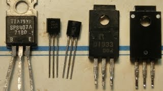 Transistor / MOSFET Tutorial: basics  how to use
