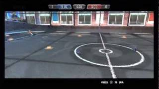 Super Sonic Acrobatic Rocket Powered Battle Cars Game 1