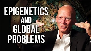 HOW EPIGENETIC CAN SOLVE SOME OF THE WORLD'S PROBLEMS - Dr Daniel Stickler | London Real