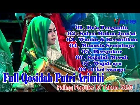 FULL QOSIDAH PUTRI ARIMBI , ELISA AUDIO , DIDIK VIDEO SHOOTING