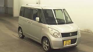 2008 Suzuki Palette X Mk21s