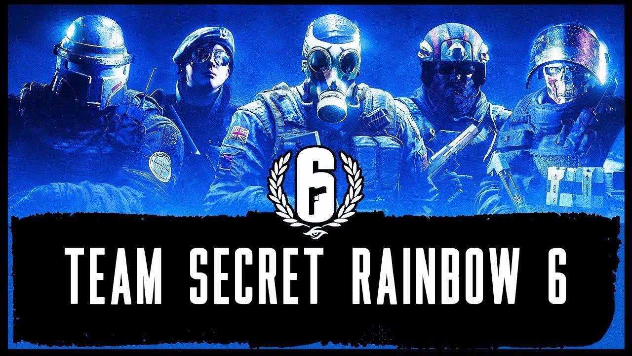 Introducing Team Secret Rainbow Six Siege | Team Secret