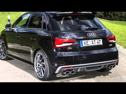 2015 audi s1 tuning by abt 310hp youtube. Black Bedroom Furniture Sets. Home Design Ideas