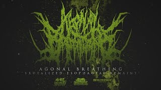 AGONAL BREATHING - BRUTALIZED ESOPHAGEAL REMAINS [DEBUT SINGLE] (2017) SW EXCLUSIVE
