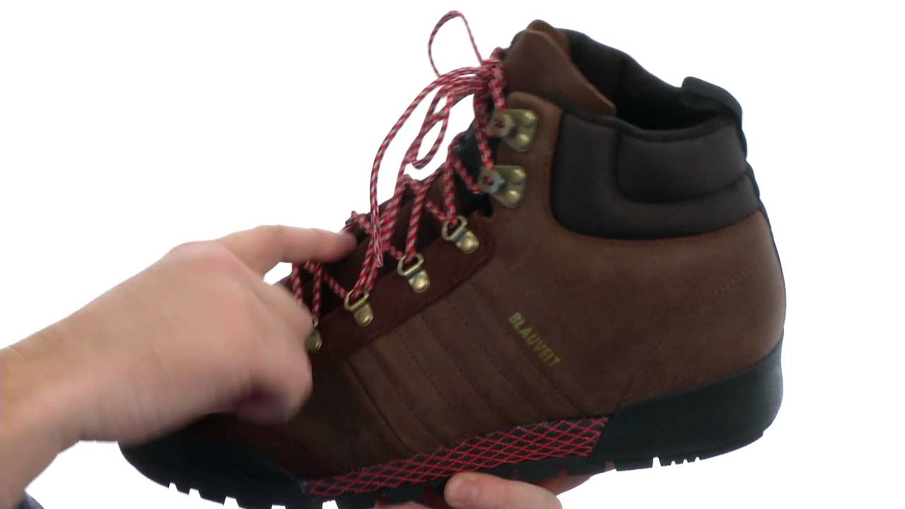 sale retailer f38e5 ccc90 adidas Skateboarding Jake Boot 2.0 SKU 8399250 - YouTube