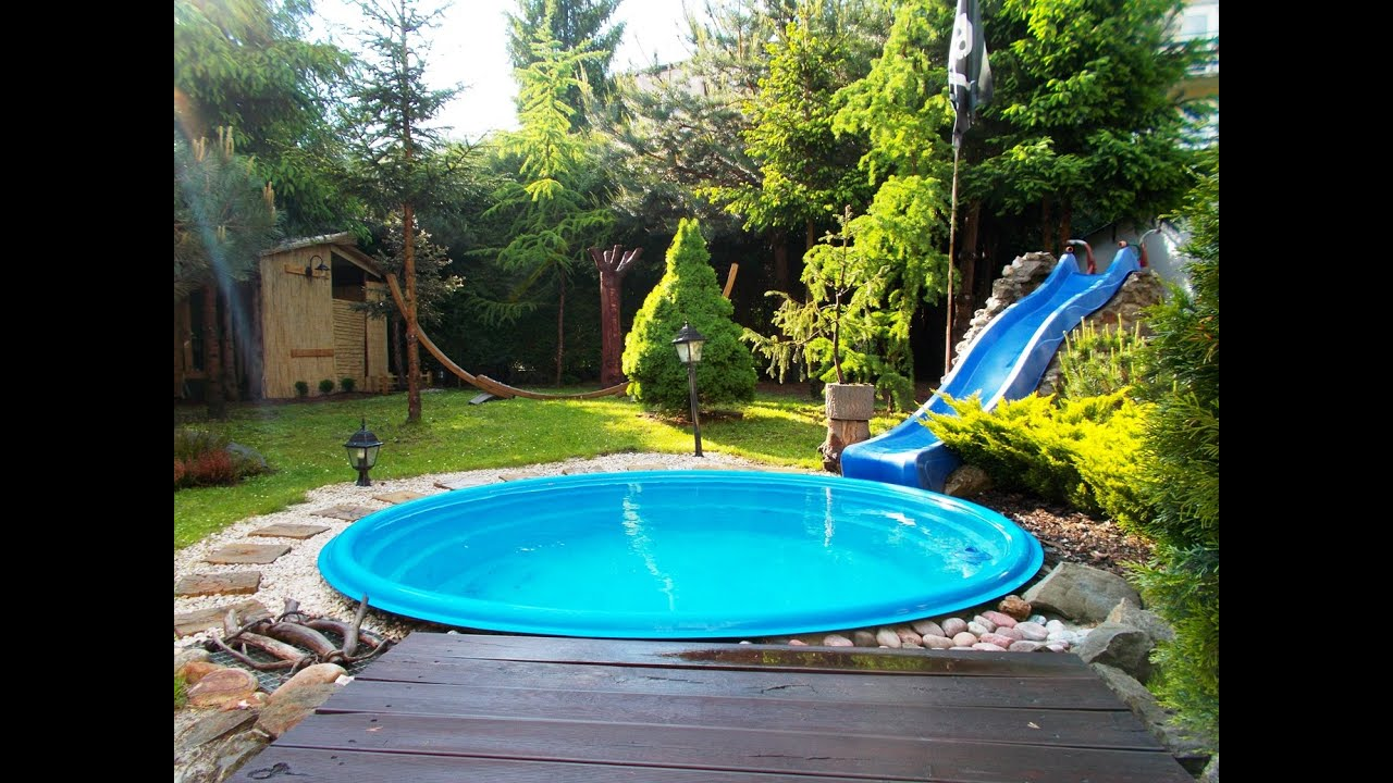 350 cheap swimming pool how to make dreams come true - How to build a swimming pool slide ...
