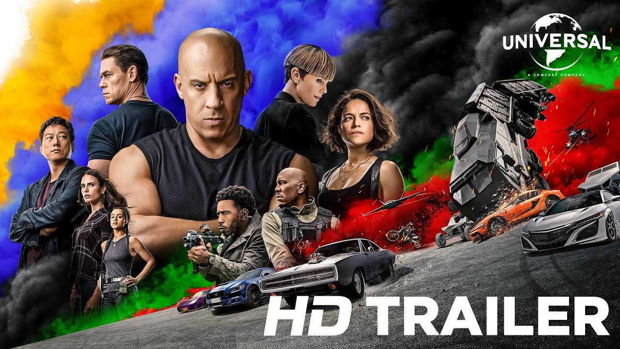 FAST & FURIOUS 9: BRAND NEW TRAILER