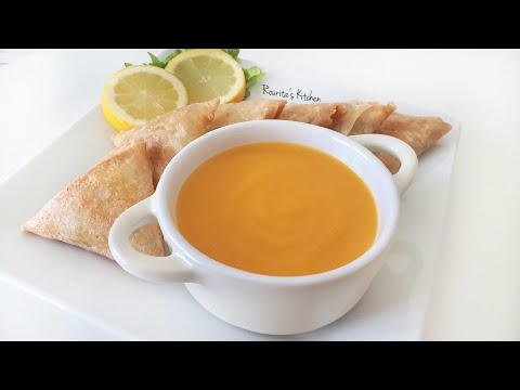 creamy-carrot-soup-{soupe-de-carottes-facile}-شوربة-الجزر-بطريقة-بسيطة-و-سريعة-و-المذاق-روعة