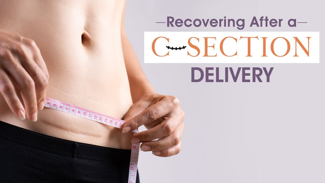 recovery after a difficult vaginal delivery