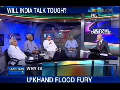 NewsX Debate: Why is India meek towards China's muscle flexing?