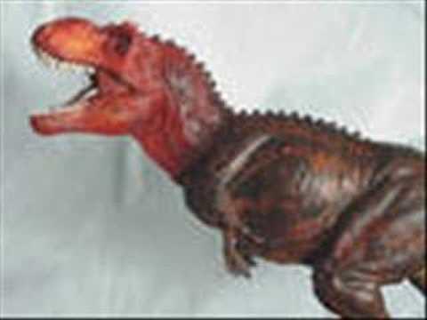 t-rex we love to boogie