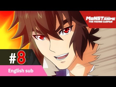 [Episode 8] Monster Strike the Animation Official (English sub) [The Fading Cosmos] [Full HD]