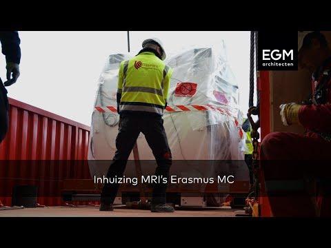 Verhuizing MRI's naar Erasmus MC