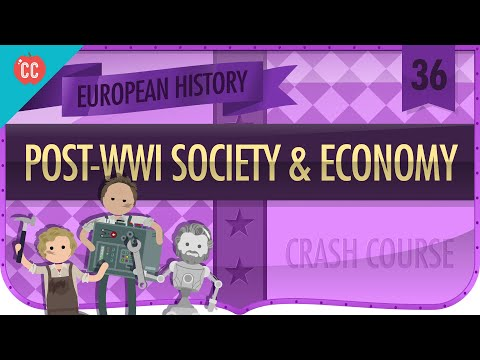 Post-World War I Recovery: Crash Course European History #36
