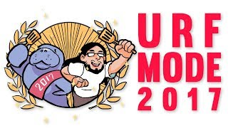 Imaqtpie - URF MODE IS BACK! MOST OP CHAMPS OF 2017 thumbnail