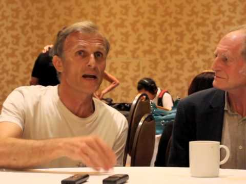 The Strain's Richard Sammel and David Bradley