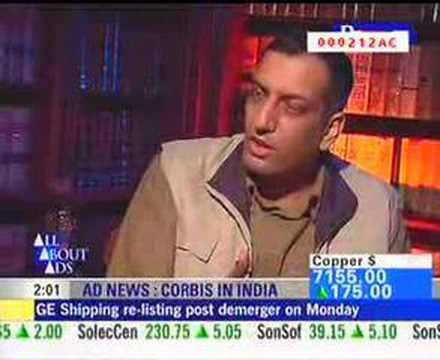 NDTV Interview Dushyant Mehta Nov. 2006