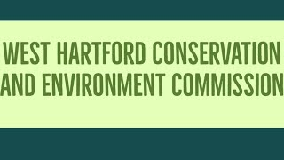Conservation and Environment Commission Meeting