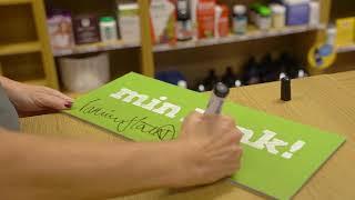 Tidaholms Sparbank, min bank, alla HT-2017 Video