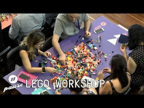 Lego Serious Play Workshop // Pause Fest 2017