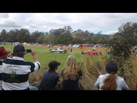 BnS Australia  2016 Monkerai Utes Circle Work